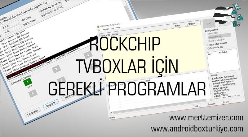 Rockchip Boot
